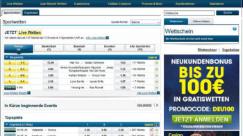 Permalink zu:William Hill